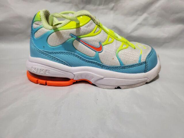Nike Unisex Kids Air Max Plus TN GS Cj9934-400 Multicolor Athletic ...