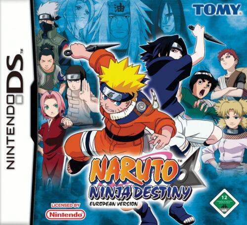 1 von 1 - Naruto: Ninja Destiny (Nintendo DS, 2008)