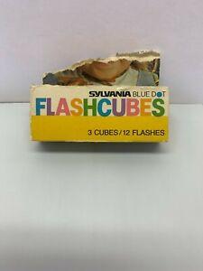 Sylvania FlashCubes Flash Cubes 3- Pack (12 Total Flashes)