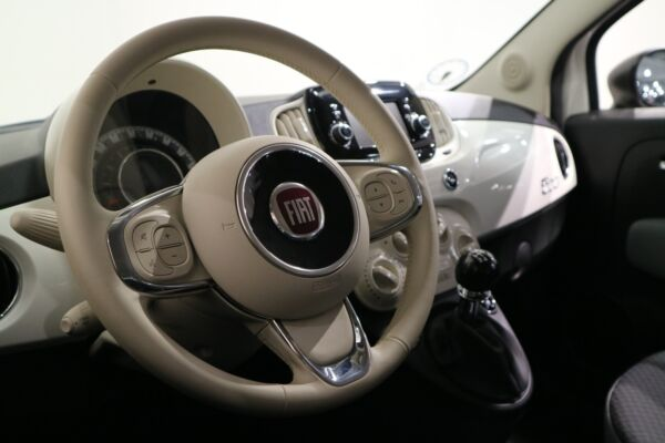 Fiat 500 1,2 Pop - billede 3