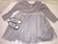 NWOT~BIN**Baby Girl~Christmas/New Years Dress~Old Navy Gap~Sz12-18 Months