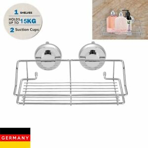 Wand Saugnapf Badezimmer Regal Bad Dusche Lagerregal Home Küche ...