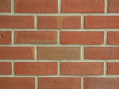 Verantwortlich Formback-verblender Wdf Bh761 Rot Klinker Vormauersteine Verblendklinker Klinker