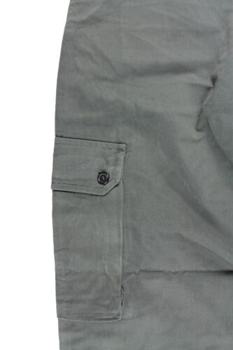 Three Sixty 360 Charcoal Loose Fit Chino Pantaloni Con Tasconi Pantaloni Skate Baggy da uomo