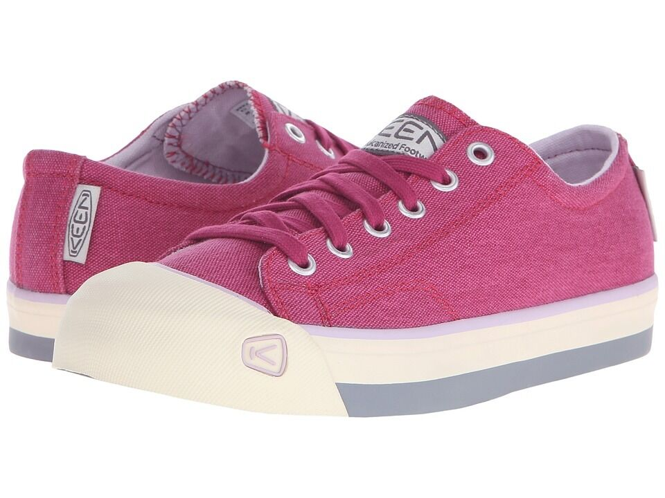 Keen señora zapatos casual sneakers, coronado en sangria, zapatos de mujer, GR: 37