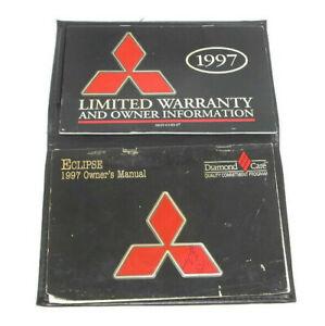 1997-Mitsubishi-Eclipse-Factory-Original-Owners-Manual-Portfolio-14