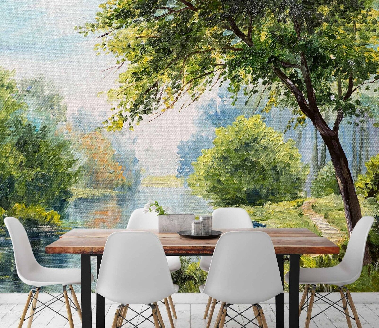 3D Grün Nature 844 Wall Paper Print Wall Decal Deco Indoor Wall Murals US Lemon