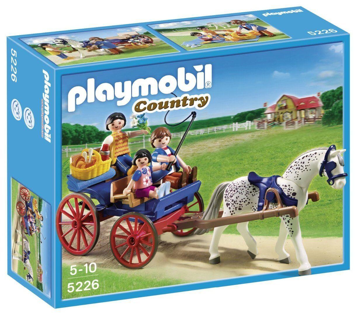 Playmobil 5226 - Carruaje con Caballo - NUEVO NUEVO NUEVO 550492