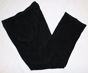 Chicos-viajeros-1M-8-Reg-Negro-Pantalones-Mujer-Elastico-Clasico