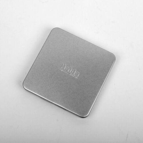 Haida 100x100mm ND0,9 8x Neutrale Dichte Grau Viereckfilter optisches Glas