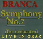 "Glenn Branca: Symphony No. 7 ""Graz"" (CD, Oct-2010, Systems Neutralizers)"