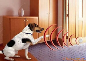 Image Is Loading Electronic Indoor Dog Fence Wireless Pet Barrier