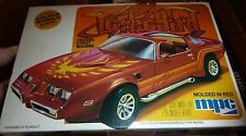 MPC TURBO-BIRD FIREBIRD STREET MACHINE 1/25 MODEL CAR MOUNTAIN KIT FS VINTAGE