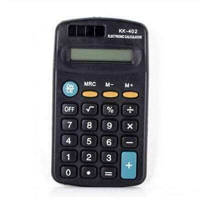 Taschenrechner Elektronische Rechner 8 stelliger Bürorechner Schülerfirma-M E7A1