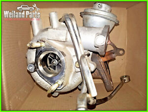 Nissan-X-Trail-2-2-Di-4x4-Bj-06-Turbolader-Turbo-JB01217J-14411-ES60A