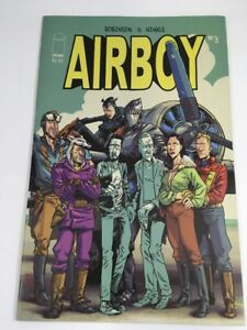 Airboy-3-Image-Comics-July-2015-James-Robinson-VF-NM