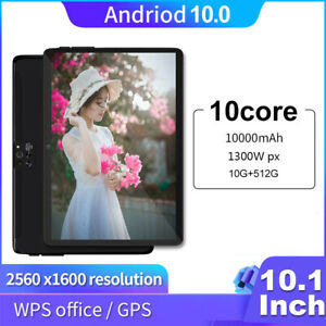 10-1-034-Touch-Screen-Android-10-512GB-Octa-Core-Support-OTG-WiFi-G-Sensor-Tablet