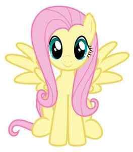 41a9cf4478d Fluttershy My Little Pony Iron On Transfer 5