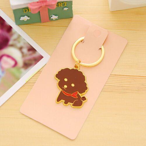 Men Kids New Cute Key Ring Key Chain Handbag Pendant Ornaments Key Holder