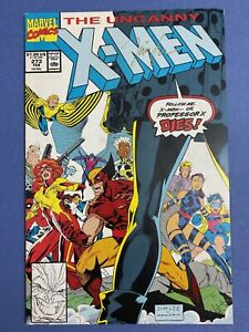 Marvel-UNCANNY-X-MEN-273-Comic-Book-LOT-Signed-JIM-LEE-High-Grade-VF-Autograph