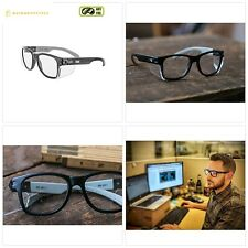 Magid Y50bkafc Iconic Y50 Design Series Safety Glasses With Side Shields | ANSI