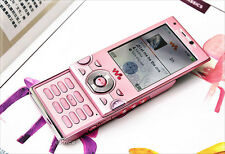 original Sony Ericsson W995 PINK 3G WIFI Unlocked Free shipping