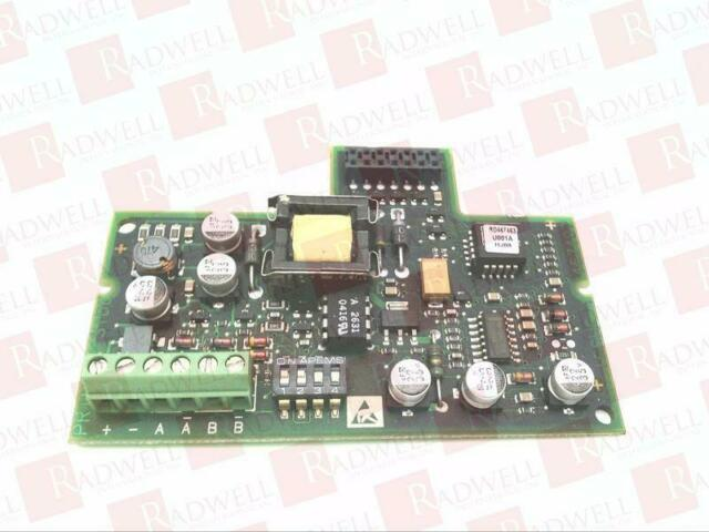 Fram B Encoder Feedback Card PN LA467461 Model No AH467407U001 SSD Parker 690