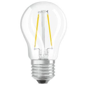 Ampoule-LED-GLS-2w-ES-E27-a-Filament-Claire-2700k-blanc-tres-chaud-Ledvance