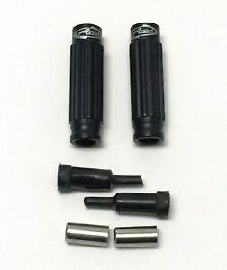 Avid-SRAM-In-line-Barrel-Adjuster-pair-2-Fits-MTB-amp-Road-Brake-Cable-Black-New