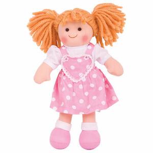 Bigjigs-Toys-Soft-Plush-Ruby-28cm-Rag-Doll-Cuddly-Toy