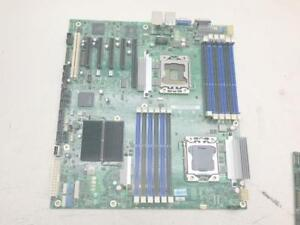 Intel-S5520HC-5500-Chipset-Dual-Socket-LGA1366-ATX-Server-Motherboard-I-O-shie