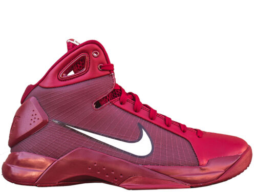 80f0d9a2d530 Nike Hyperdunk 08 Mens Sz 9 Retro Basketball Gym Red White 820321 601 for sale  online