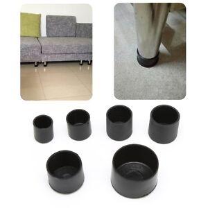 Image Is Loading 20pcs Rubber Chair Ferrule Anti Scratch Furniture Feet