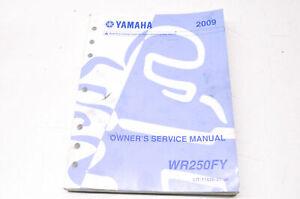 OEM-Yamaha-LIT-11626-22-66-WR250FY-Owner-039-s-Service-Manual