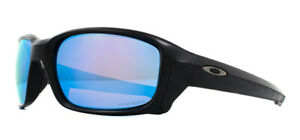 044008846bd93 Image is loading Oakley-Straightlink-Sunglasses-Matte-Black-OO9331-05-Prizm-