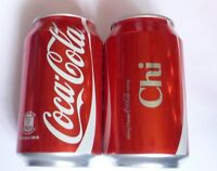 Coca Cola can VIETNAM Collector Share CHI Older Sister 2014 Collect Coke Asia