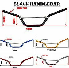 "7/8"" 22mm MOTORCYCLE HANDLE BAR F Honda Yamaha Suzuki KTM 50-125cc Dirt Pit Bike"