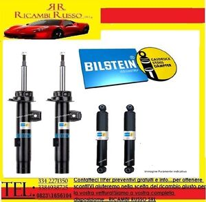 4-AMMORTIZZATORI-BILSTEIN-MERCEDES-CLASSE-C180-C180KOMPRESSOR-W203-DA-00-gt