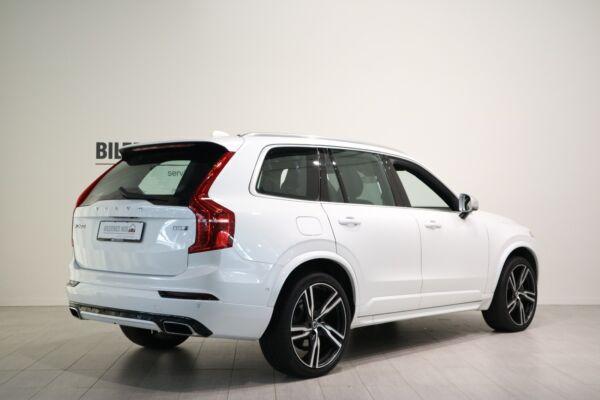 Volvo XC90 2,0 D5 225 R-Design aut. AWD 7prs - billede 1