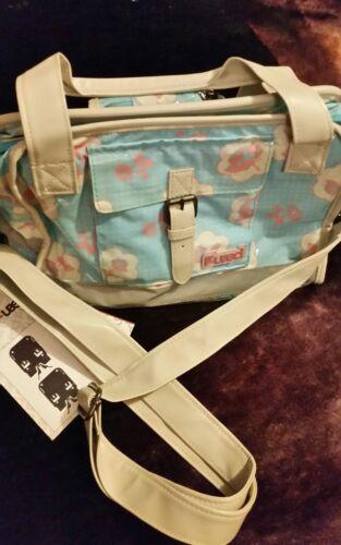 Fused Ladies Removable Pannier bike bag with shoulder strap /& 2 carry handles