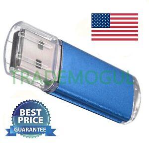 2TB 512GB USB Flash Drive Thumb U Disk Memory Stick Pen PC Laptop Storage USA
