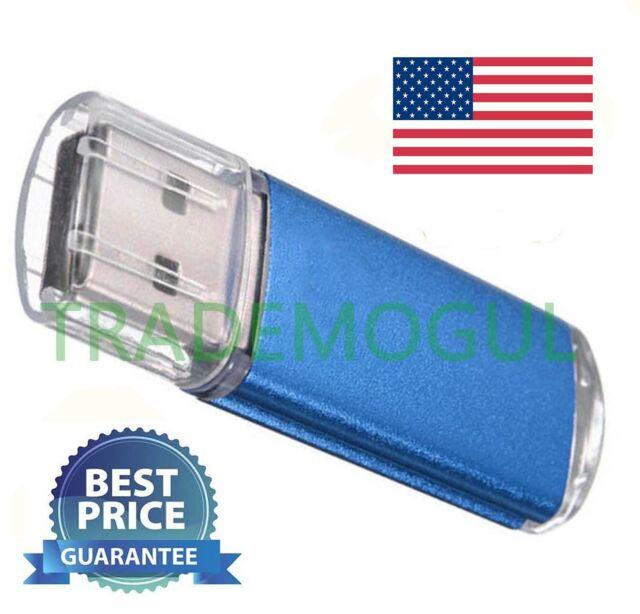 2TB FREW Waterproof USB Flash Drive Pen Drive Memory USB Stick with Keychain