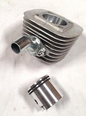 "40mm 15//16/"" piston rings 80cc Motor bike GAS ENGINE wider intake G4A cylinder"