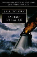 Tolkien, Christopher TheSauron Defeatedthe End of the Third Age Very Good Book
