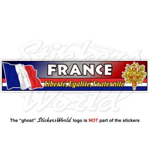 France flag-coat français des armes république française 180mm vinyle autocollant autocollant