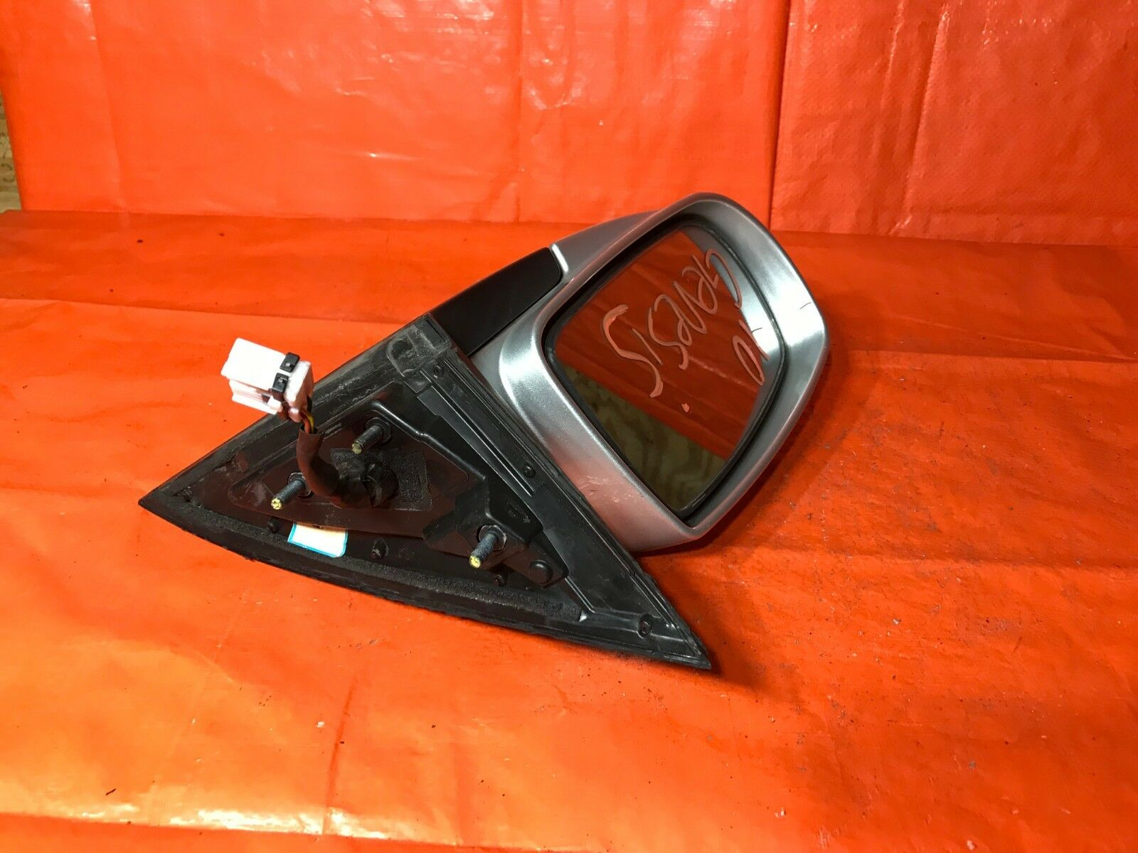 2003-2007 Honda Accord SEDAN Passenger Right Side Replacement FITS USA BUILT MODELS ONLY AutoTruckMirrorsUnlimited Mirror Glass and ADHESIVE