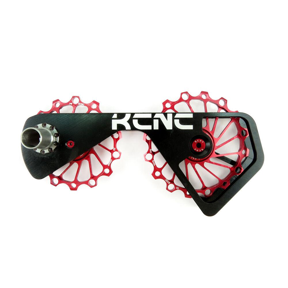 KCNC AL7075 1416T bici ruota pivottante in Ceramica Sistema Per Shimano Durace Ultergra