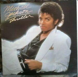 MICHAEL JACKSON THRILLER vinyl gatefold LP 85930 EXCELLENT Con 1982