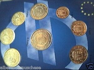 à Condition De 2005 Spagna 8 Monete 3,88 Euro Fdc Espagne Spanien Spain Espana Испания Saveur Aromatique