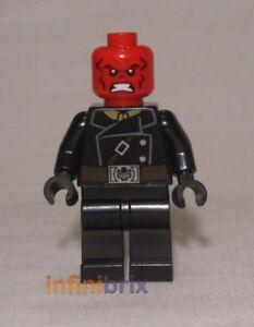 Lego-Rojo-craneo-de-Set-76017-Capitan-America-Vs-Hydra-Super-Hereos-nuevo-sh107